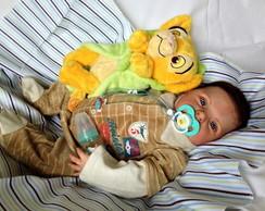 Beb� Reborn Lucas 2014. ADOTADO!!!