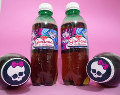 R�tulo Refrigerante Monster High