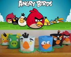 Enfeite de Mesa Angry Birds