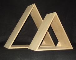 Nicho Para Parede Com Base Triangular