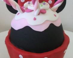 Centro de Mesa Minie cup cake