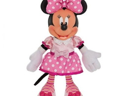Aluguel Minnie Rosa Kit c/2