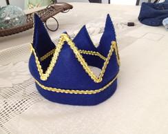 Coroa em feltro
