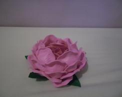 Flor porta bombom