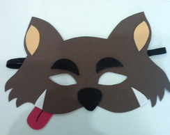 mascara lobo mau eva