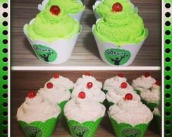 Cupcakes de toalha