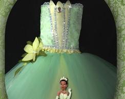 Cole��o Princesas: Inspirado em Tiana