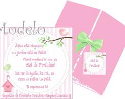 Convite Jardim