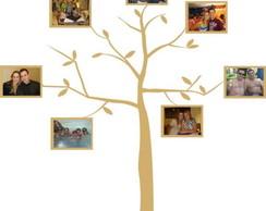 Adesivo parede �rvore mural de fotos