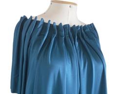 Vestido Martha Azul Profundo