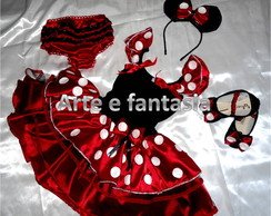 Fantasia Minnie completa