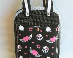 Lunch Bag T�rmica C/ Z�per 07- Encomende