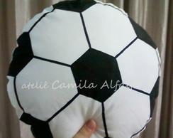 Almofada Futebol redonda
