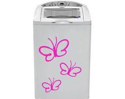Adesivo de geladeira  borboletas