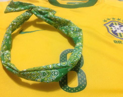Tiarinha do Brasil - Copa