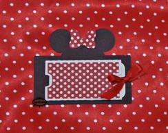 Convite Minnie/Mickey