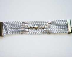 BRACELETE ONE SILVER HEART