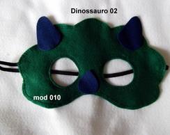 Mascara Dinossauro 02