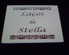 Caixa Personalizada La�os De Stella