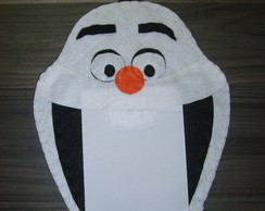 Risque rabisque Frozen Olaf