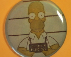 Botton Os Simpsons R$1,80