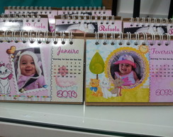 Calendario Gatinha Marie 2014 1