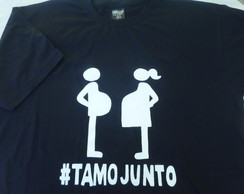 Camiseta Futuro Papai #tamojunto