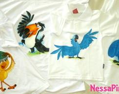 Camiseta Rio - Filme