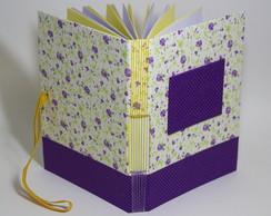 Caderno Meigo Florido