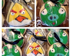 Cookie Angry Birds