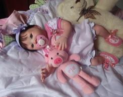 Beb� Reborn Lorena (por encomenda)