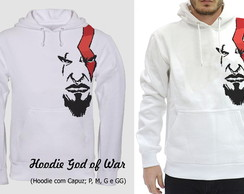 Moletom God Of War - Hoodie