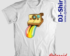 Camiseta Polaroid Colors