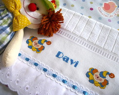 Toalha de boca - Davi