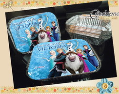 Marmitinhas Frozen uma aventura