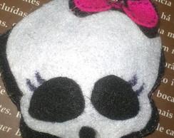 Marcador De P�gina Caveira Monster High