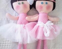 Boneca Jujuba Bailarina