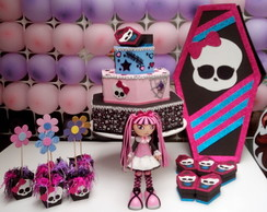 Monster High - Kit festa m EVA