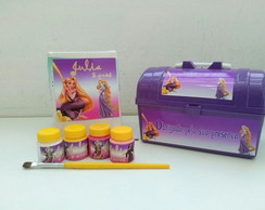 Kit Pintura rapunzel
