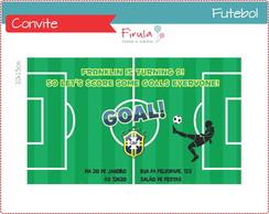Convite Digital Futebol
