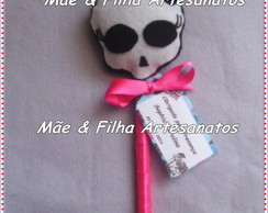 Caneta Monster high_Caveira