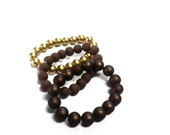 Pulseira Mix Brown