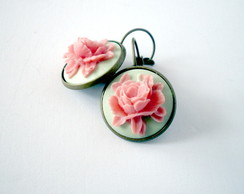 Brinco Flores Ver�o II