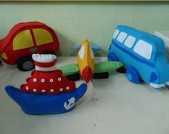 Brinquedos feltro