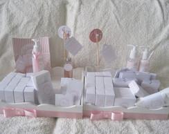 Kit Toalete Feminino - Kit banheiro