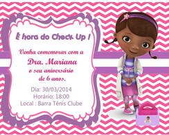 Convite Digital DOUTORA BRINQUEDOS