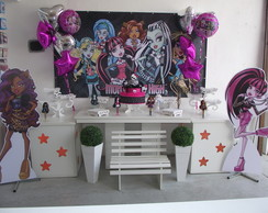 Decora��o Monster High Proven�al ZN SP.