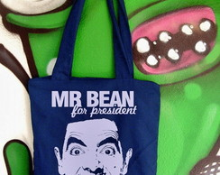 BOLSA MR. BEAN - FOR PRESIDENT
