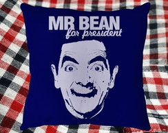 ALMOFADA - MR. BEAN FOR PRESISENT