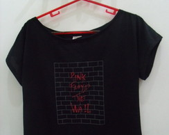 Blusa Gola Canoa The Wall